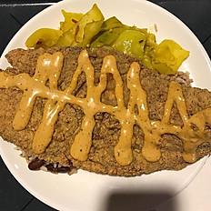 Jerk Fish Platter