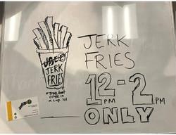 Jerk Fries