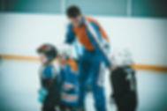 ГРУППА НАЧАЛЬНОЙ ПОДГОТОВКИ Penguins Hockey School