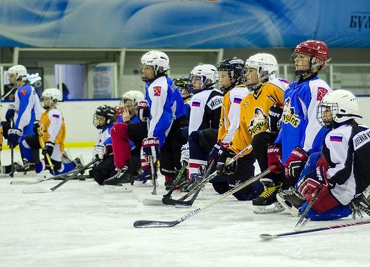 Начальная группа по  хоккею