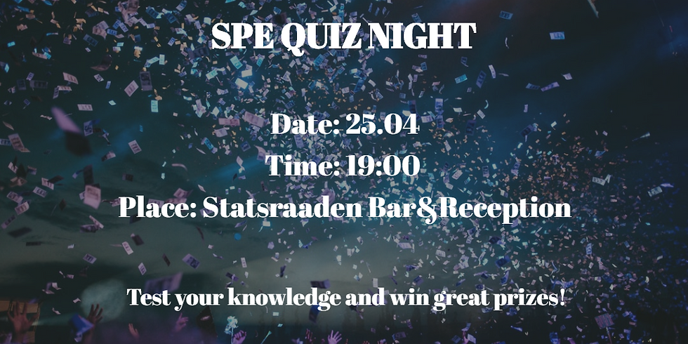 SPE Quiz Night