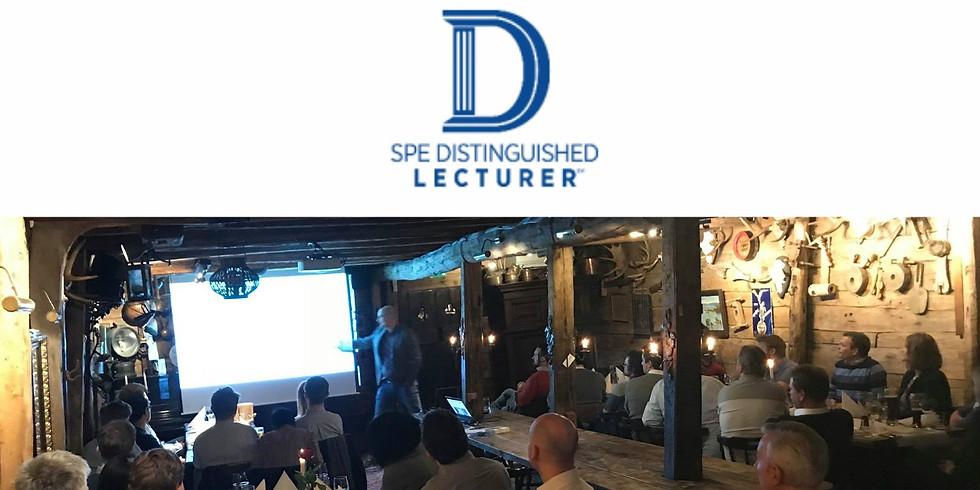 TechNight  - SPE Distinguished Lecturer Program