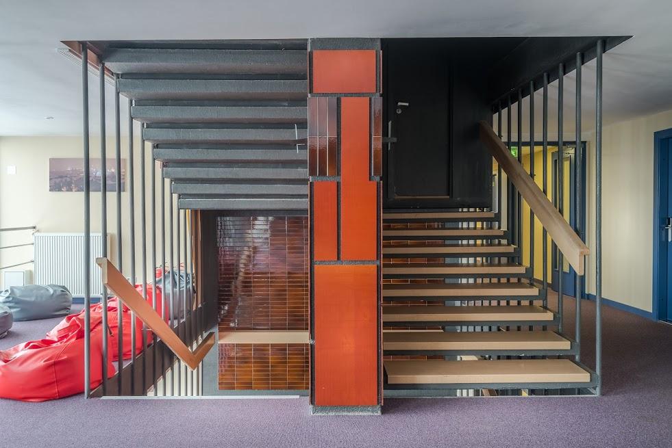 Stairs-Panorama