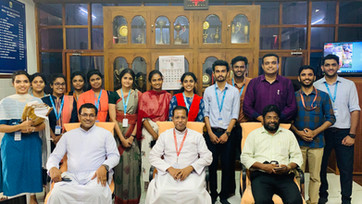 """Future Ready"" Workshop @ St.Thomas College Pala"