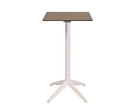 Mesa alta Quatro Fold (abatible)