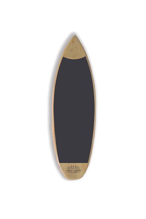 Pizarra tabla de surf