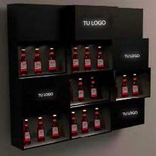 Botellero modular