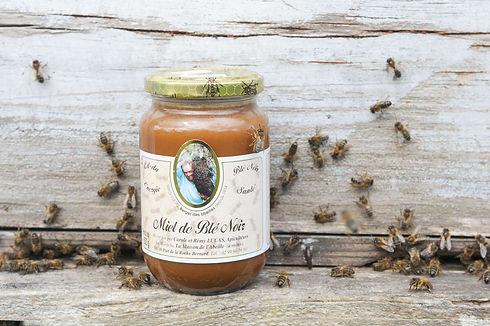 Un magasin de produits issus de la ruche