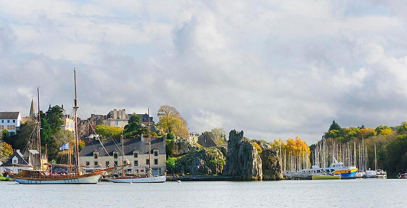 La Roche-Bernard, Petite Cité de Caractère dans le Morbihan