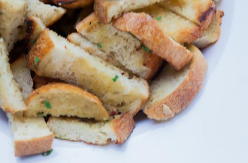 Delicious.Bread Bites.