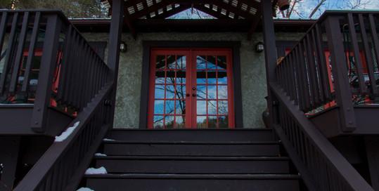 Pavilion at Bend of Ivy Lodge