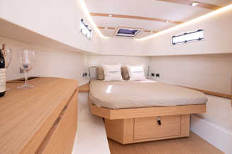Pardo 38 interior