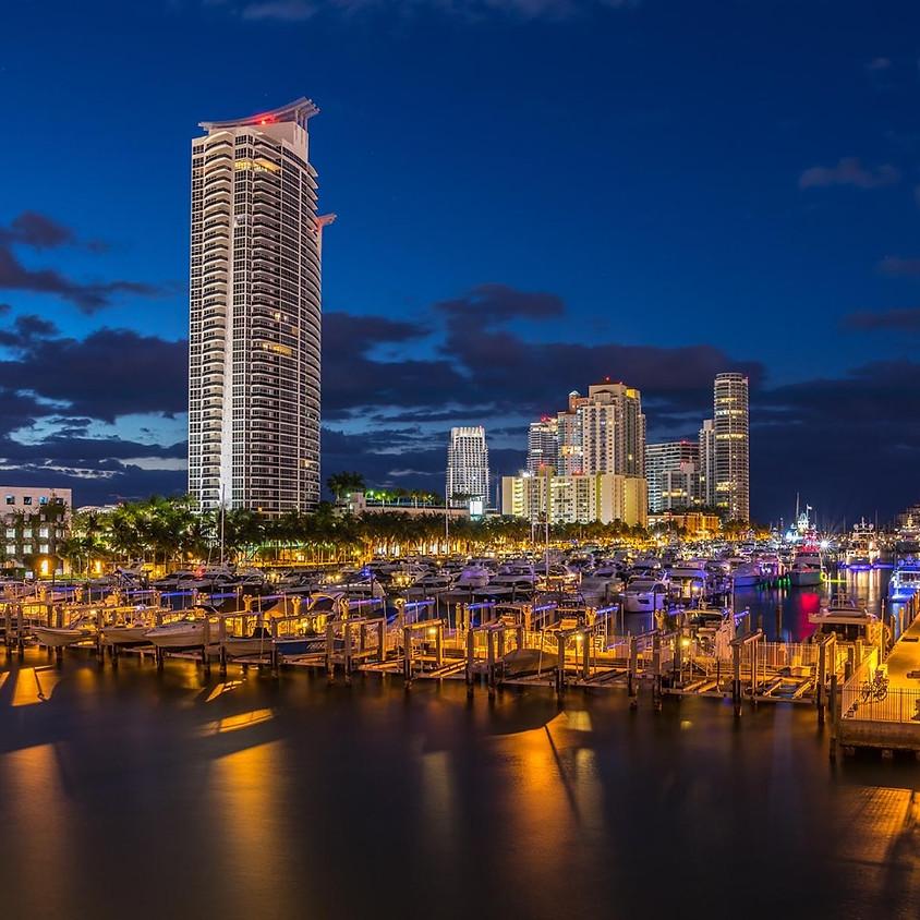 Pardo Yachts Miami Beach Weekend