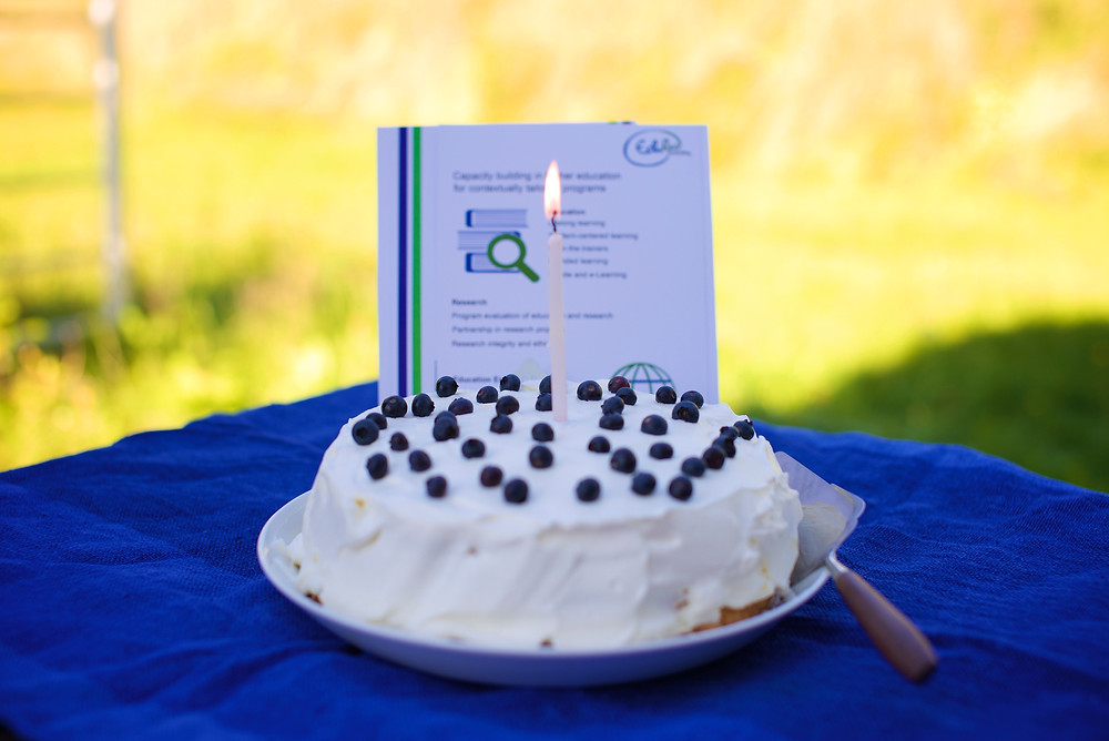 EduRes Consulting Ltd is one year old as a company. And what a year it has been!