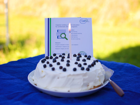 EduRes had its 1st anniversary on the 28th August 2020!