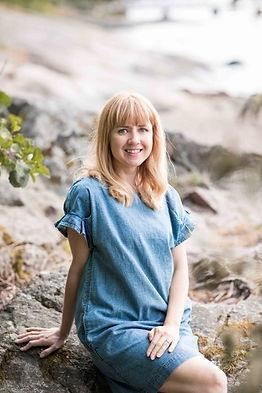 Minna Vauhkonen photographer photo by an