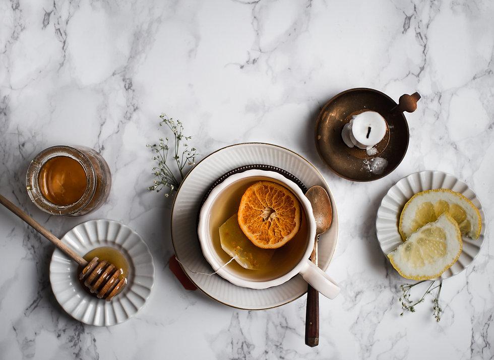 Tea cup photo by Minna Vauhkonen