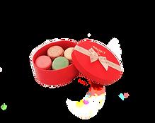 Chez Janet Macarons gift box