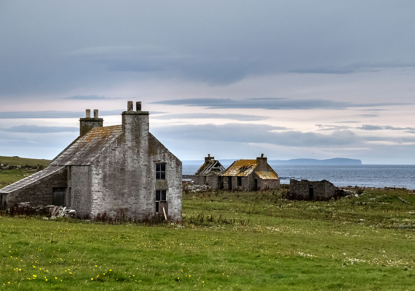 NorheadRose Cottage and Dunnet Head