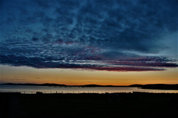 After Sunset Sky