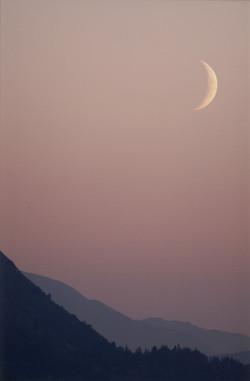 Loch Lochy Moonrise