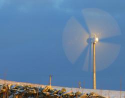 Winter turbine