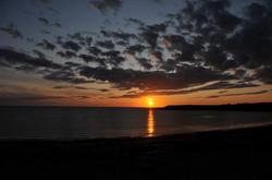 Bay of Skill at Sunset