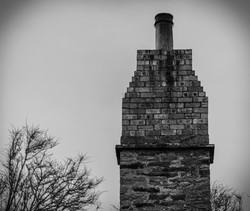 Old Chimney in Stromness