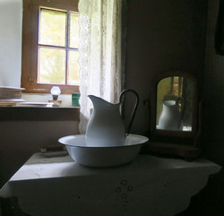 Corner of a Bedroom. Kirbuster