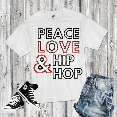 Peace Love & Hip Hop