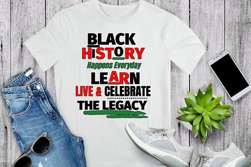 Black Happens Everyday!