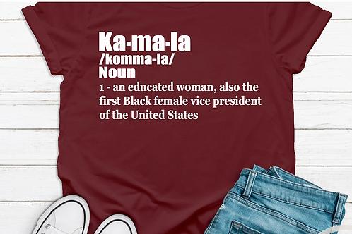 Kamala Definition Tee