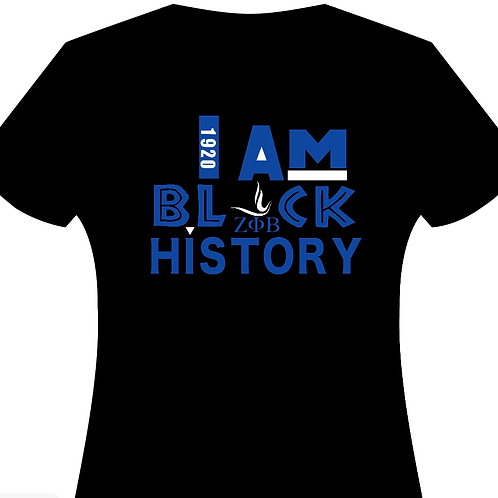 Zeta- I AM Black History
