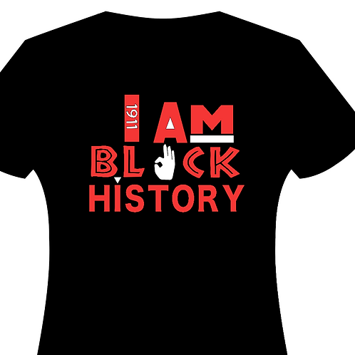 Kappa- I AM Black History