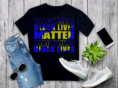 Black Lives Matter Divine 9
