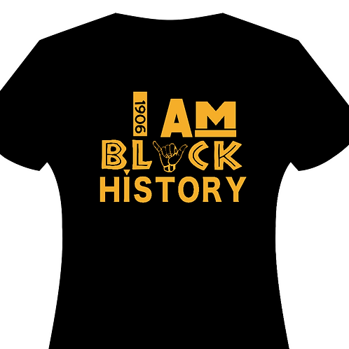 Alpha- I AM Black History