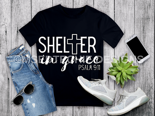 Digital File Shelter, Faith & Fear