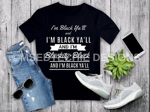 Digital Files Blacknificient & Blackity Black