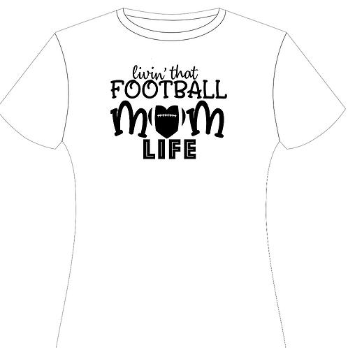 Livin' the Football Mom Life