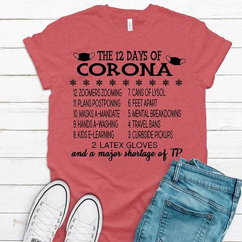 12 days of Corona