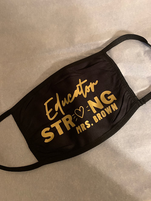 Educator Strong!