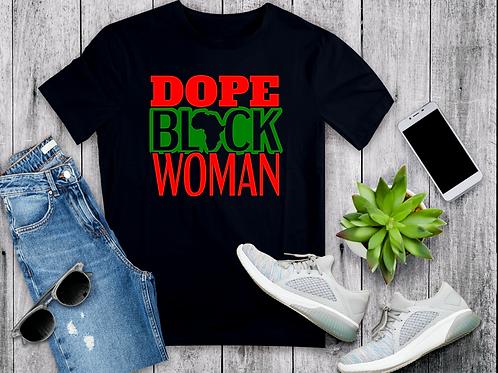 Dope Black Woman!