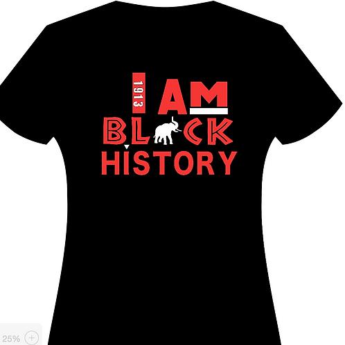 Delta- I AM Black History