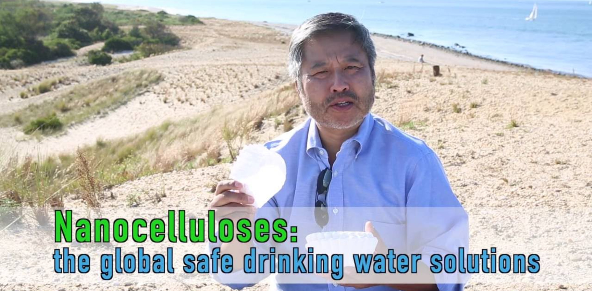 Using Biomass for Water Purification