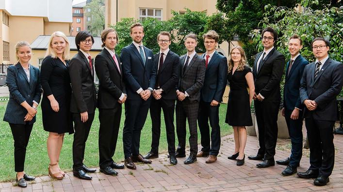 Dr.Tomas Rosen won Scholarships from the Hans Werthen Foundation