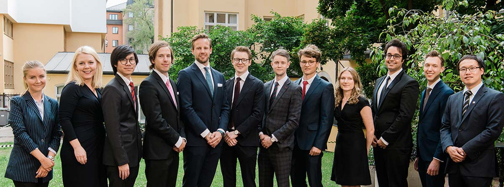 Dr.Tomas Rosen won Scholarships from the Hans Werthen Foundation
