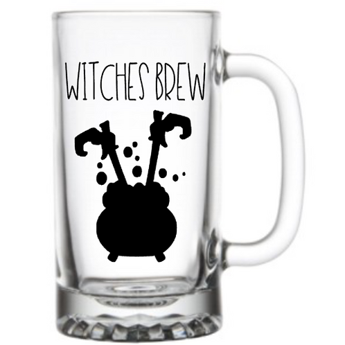Witches - Brew Beer Mug