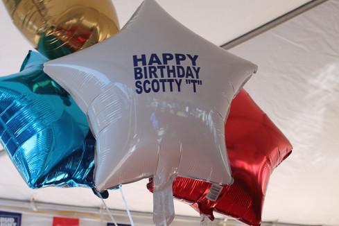 Balloon Decal