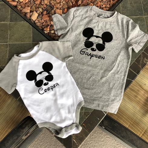 Custom Kids Clothing
