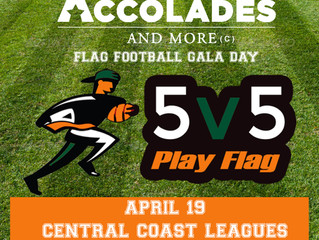 Flag Football Gala Day